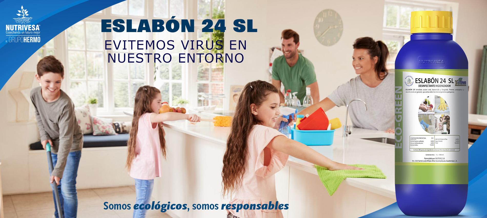 Eslabon  24 SL | Nutrivesa